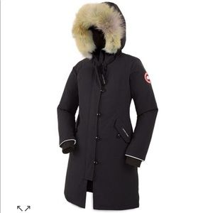 Black Canada goose size 10/12 with tags!